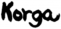Korga, György Signature