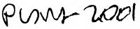 Németh Miklós aláírása