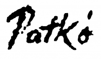 Patkó Károly aláírása