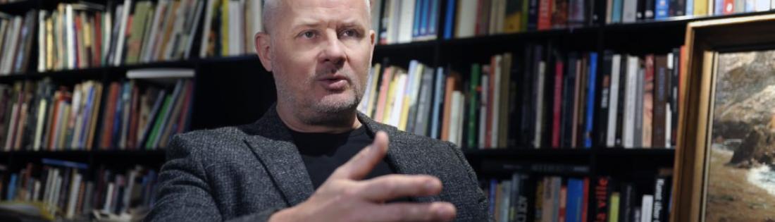 Kieselbach: Nekünk az állam marad, mert nincsenek művészetkedvelő milliárdosaink