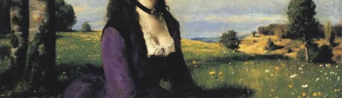 A csábítás fegyvere – divat és képzőművészet száz év magyar festészetében