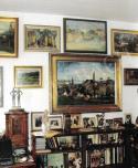 Részlet a Völgyi-Skonda gyűjteményből, 20. századi festmények, 2012