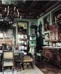 A soproni Zettl-Langer ház ebédlője