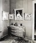 A Herzog-palota részlete Pierre-Auguste Renoir, Henri Fantin-Latour és Paul Gauguin alkotásaival, 1930-as évek