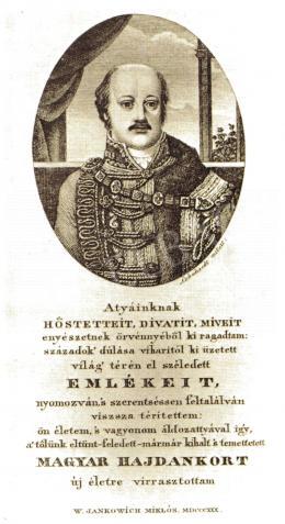 Jankovich Miklós