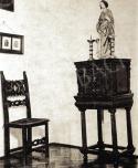 Gótikus sarok Kadosa Pál gyűjteményében, 1970