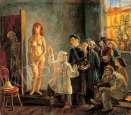 Szabó Vladimir - Festőiskola