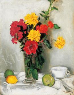 Pólya Tibor - Virágok és gyümölcsök