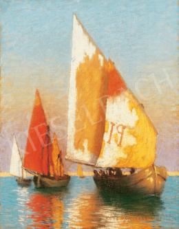 Poll, Hugó - Sailing Boats