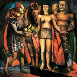 Klie Zoltán - Egyiptom (Búcsú), 1928