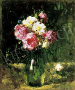 Koszta József - Virágcsendélet, 1940 körül