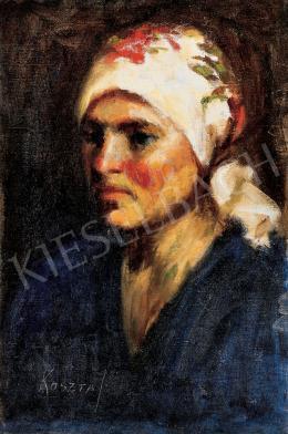 Koszta József - Annuska, 1915-18 körül