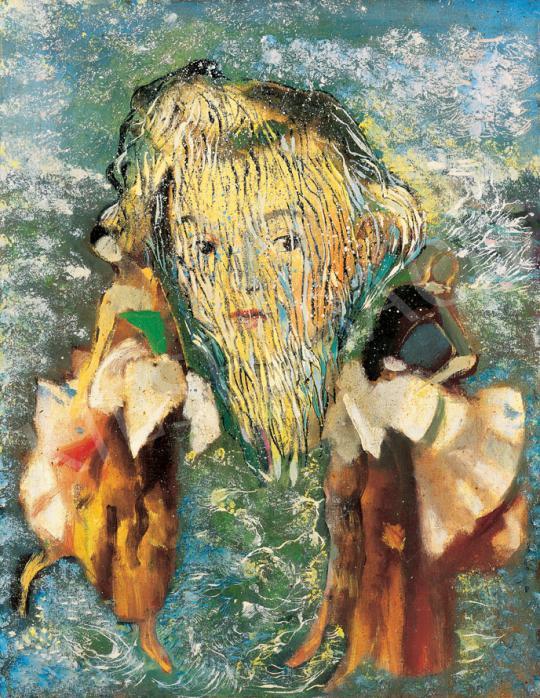 Rozsda, Endre - Surrealistic Vision   31st Auction auction / 206 Item