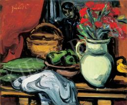 Jándi, Dávid - Still Life with a Vase