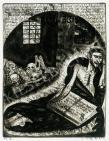 Uitz, Béla - General Ludd Portfolio, 1923 painting