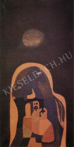 Bálint Endre - Családi béke a kulcslyukon keresztül (1959)