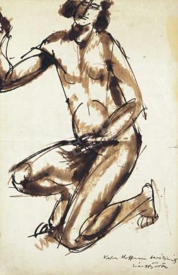 Márffy, Ödön - Nude, around 1910