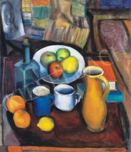 Schönberger, Armand - Still-Life with Apples, 1938