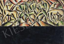 Bortnyik Sándor - Fából faragott királyfi, 1919