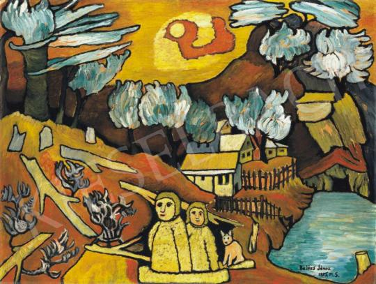 Balázs János - Mese, 1975 | 32. Aukció aukció / 77 tétel