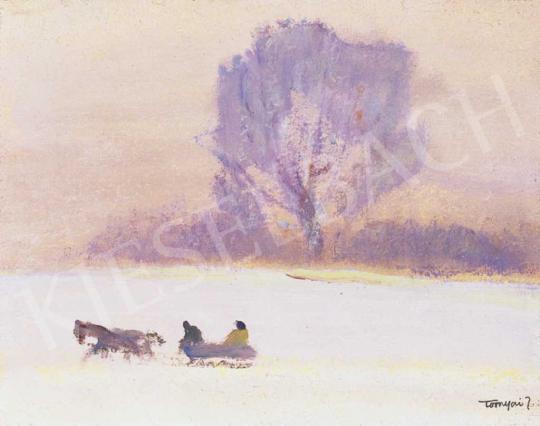 Tornyai János - Téli passziózás   32. Aukció aukció / 81 tétel