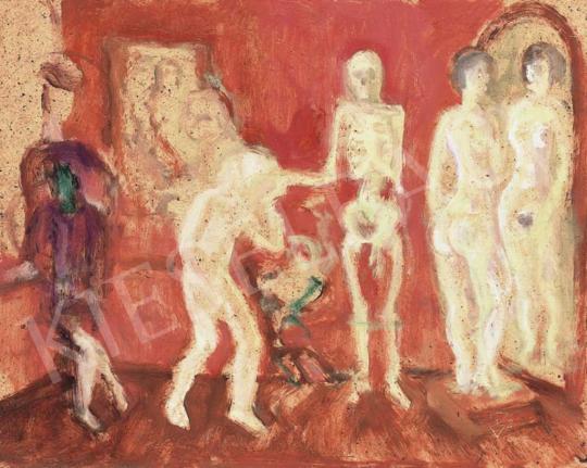 Szabó Vladimir - Vízió, 1982   32. Aukció aukció / 101 tétel