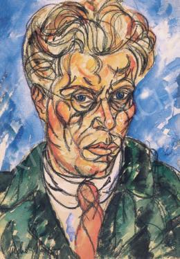 Moholy-Nagy, László - Self-Portrait, 1919