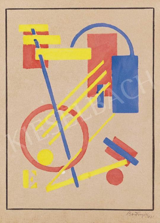 Bortnyik Sándor - Cím nélkül, Ma, 1921 | 32. Aukció aukció / 168 tétel