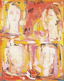 Lahner, Emil - Heads