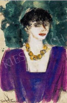 Frank Frigyes - Mimi | 32. Aukció aukció / 189 tétel