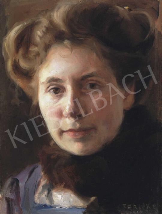 Frank Frigyes - Feleségem   32. Aukció aukció / 196 tétel