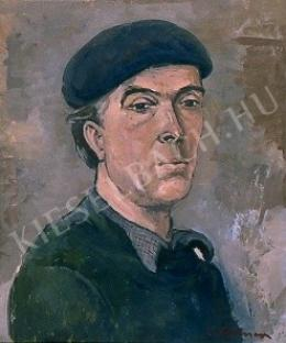 Lahner, Emil - Self-Portrait, 1939