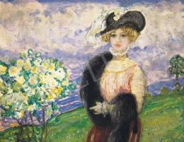 Csók István - Tavasz, 1904