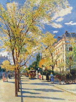 Berkes, Antal - Andrássy Avenue