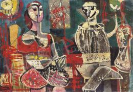 Schéner Mihály - Ezoterikus imaginációk, 1963
