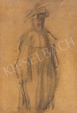 Mednyánszky, László - Standing Figure