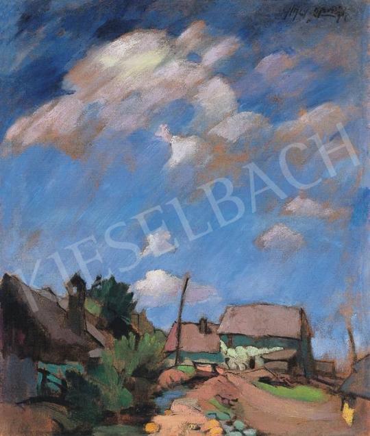 Nagy, Oszkár - Summer Sky | 33rd Auction auction / 75 Lot