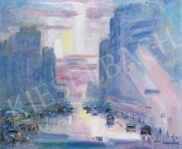 Ruzicskay György - New York
