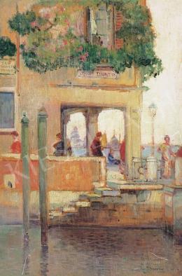 Herrer Cézár - Velence