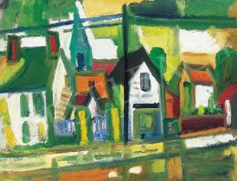 Bertalan, Albert - Colourful Houses