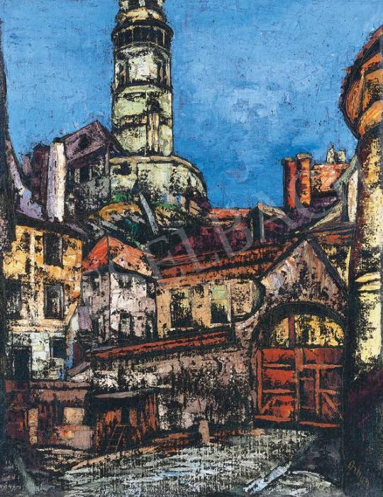 Orbán Dezső - Olasz város | 33. Aukció aukció / 156 tétel