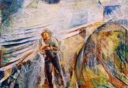 Egry József - Megered az eső, 1932