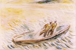 Egry József - Halászok