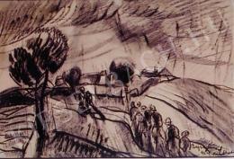 Egry József - Hazafelé (1924)