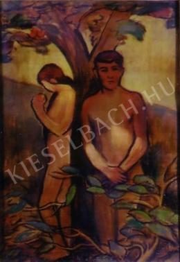Egry József - Ádám és Éva