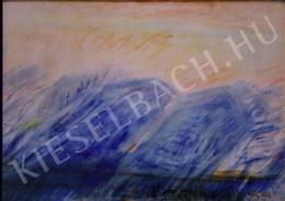Egry József - Kabinok árnyéka a Balatonon