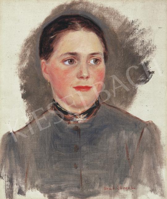 Deák Ébner, Lajos - Little Girl | 34th Auction auction / 4 Item