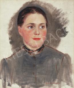 Deák Ébner, Lajos - Little Girl
