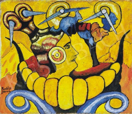 Balázs, János - Pearl and Seashell | 34th Auction auction / 7 Item