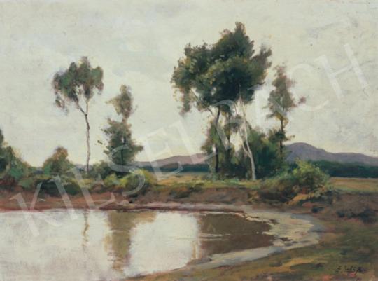 Edvi Illés, Aladár - Seashore | 34th Auction auction / 10 Item